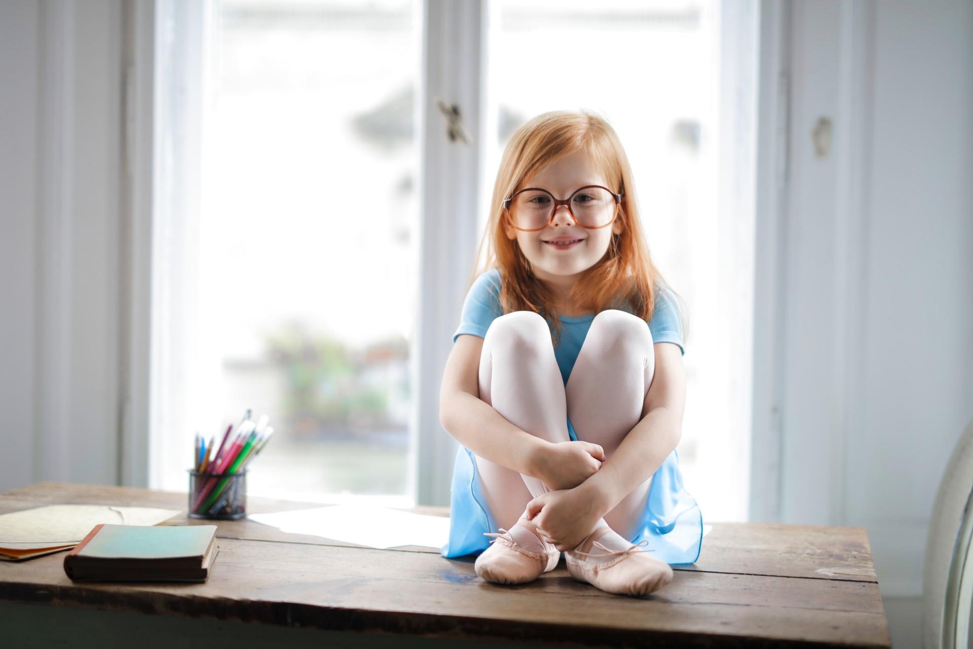 ¿Los niños con gafas son más inteligentes?