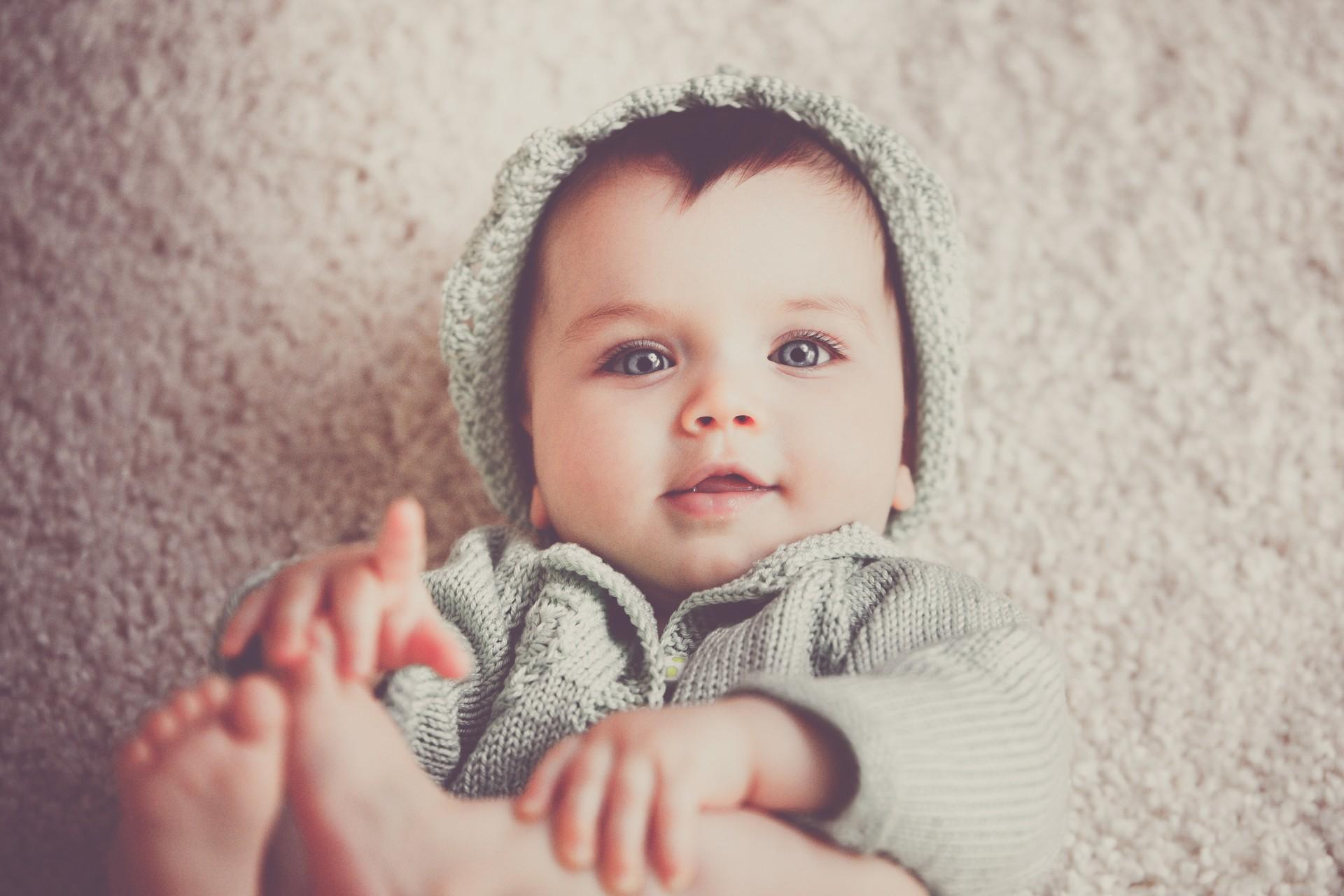 ¿Cuándo se define el color de los ojos del bebé?
