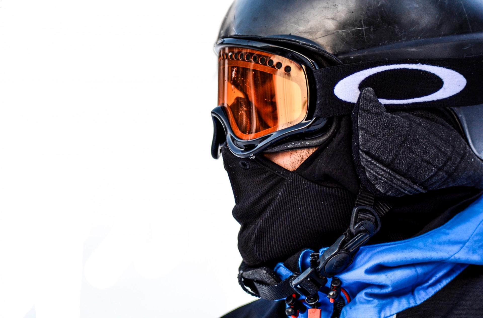 ¿Gafas graduadas esquiando?