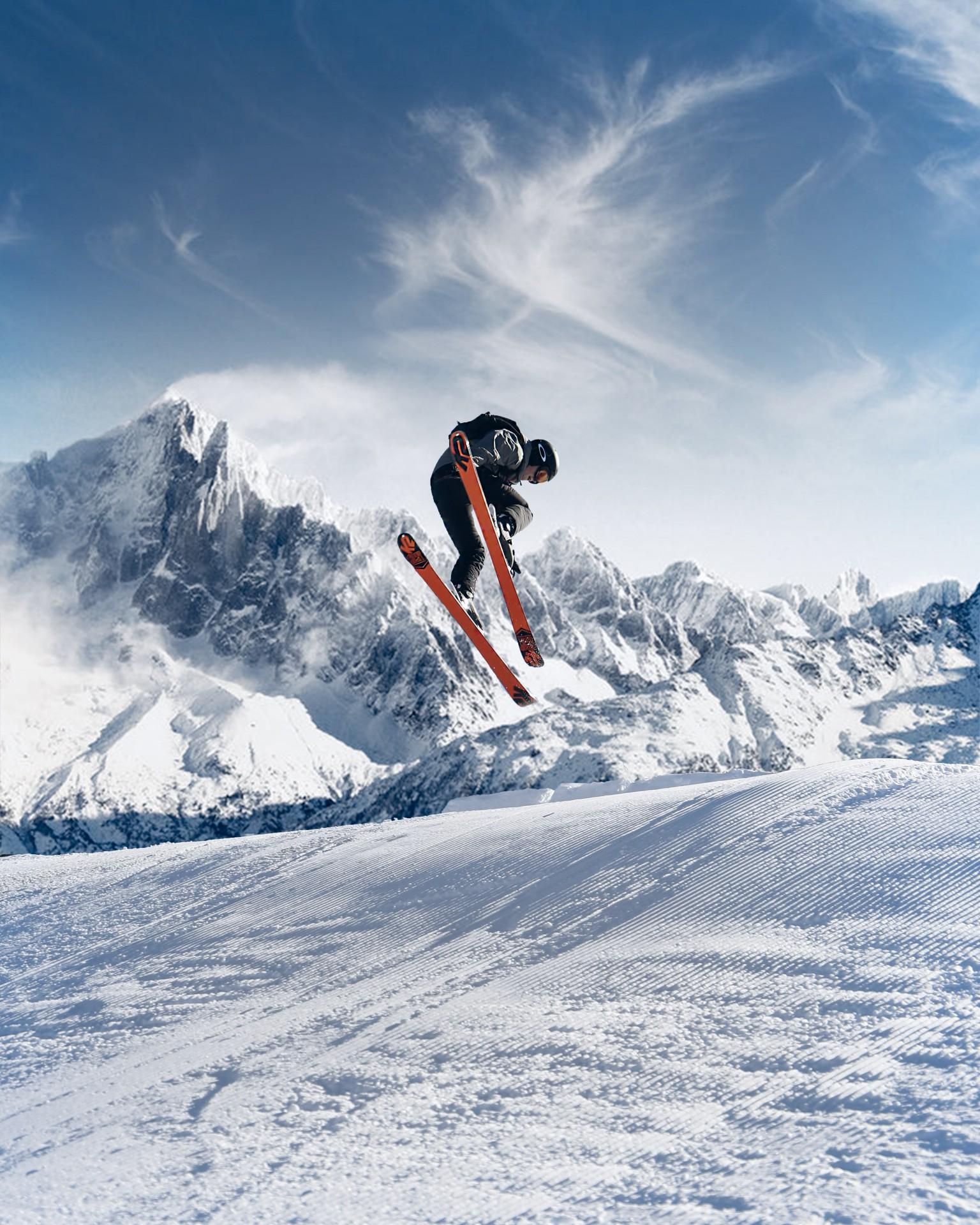 Prevenir enfermedades oculares esquiando