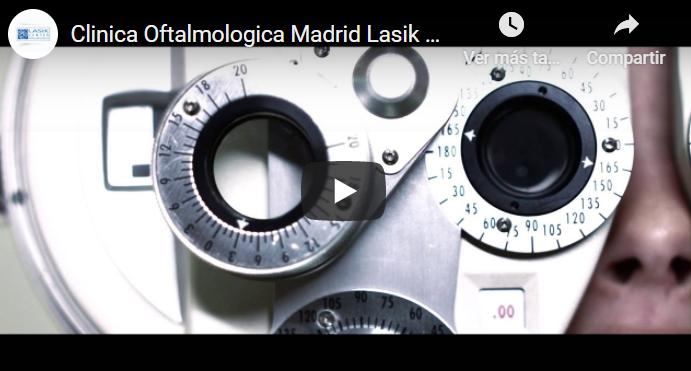 Nuevo Vídeo de la Clinica Oftalmologica Madrid Lasik Center