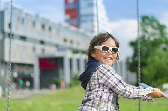 El ojo vago, el problema de visión más común en niños