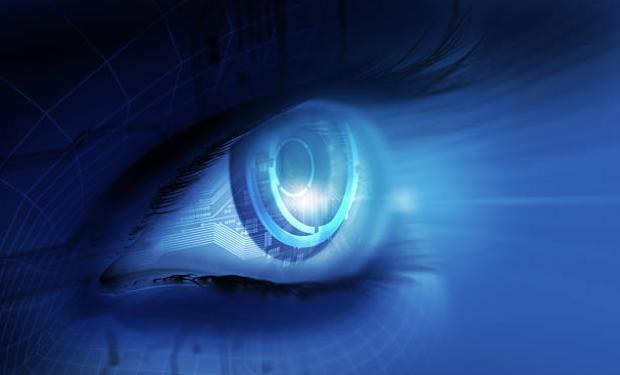 Primera lente de contacto telescópica del mundo