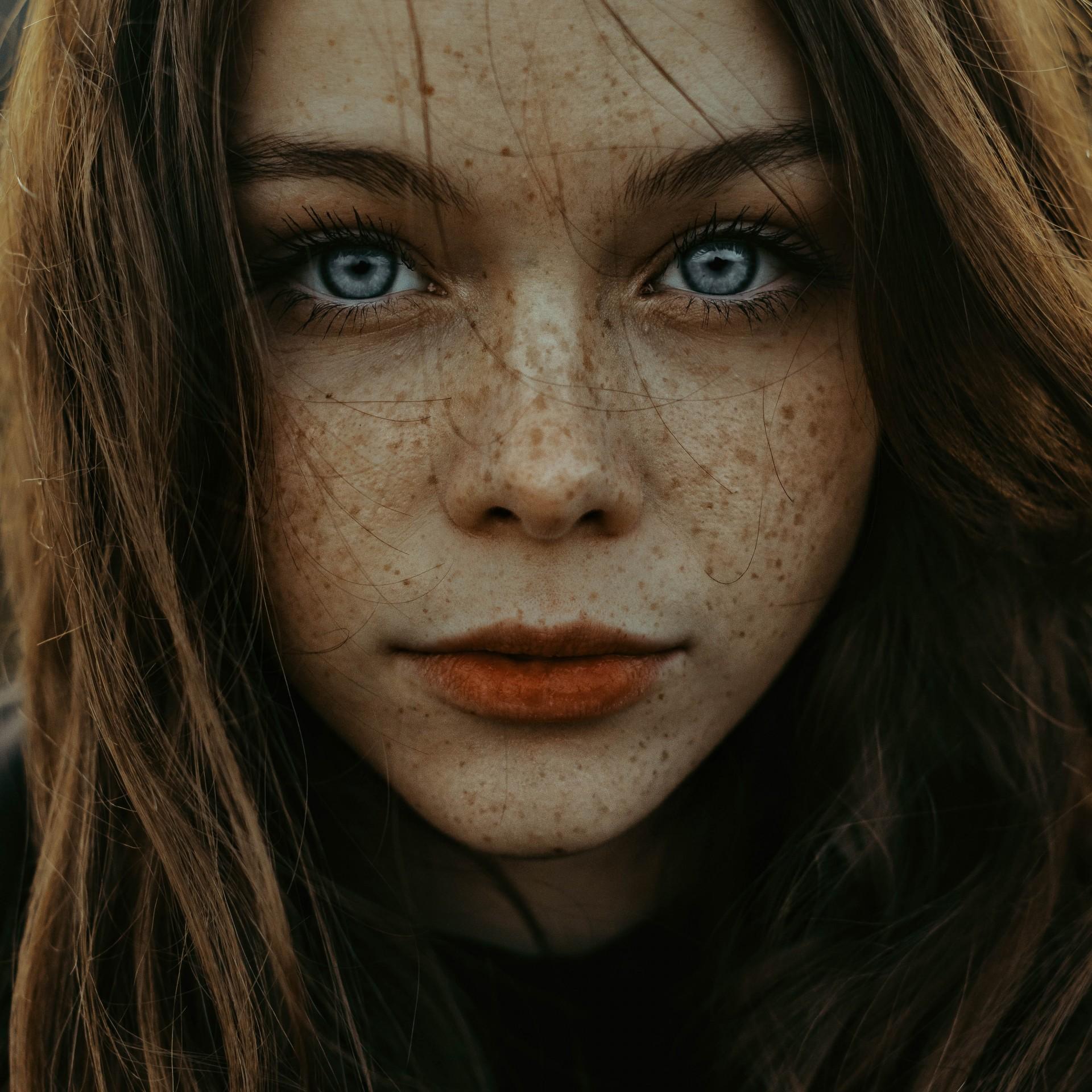 Ojos azules: El origen