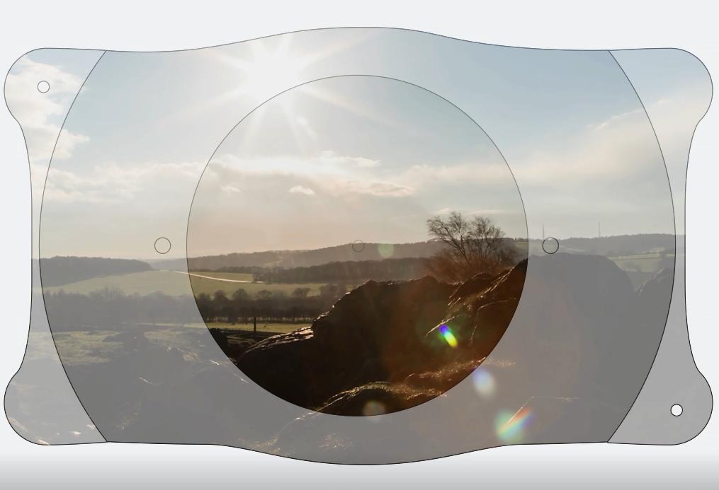 Colámero: El material tecnológicamente avanzado de la lente