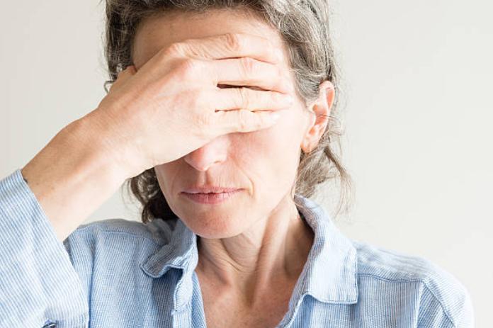 Problemas visuales en la menopausia