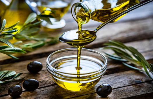 Aceite de oliva hasta los huesos