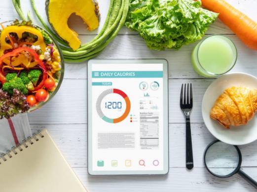 Una calculadora nutricional 'on line'