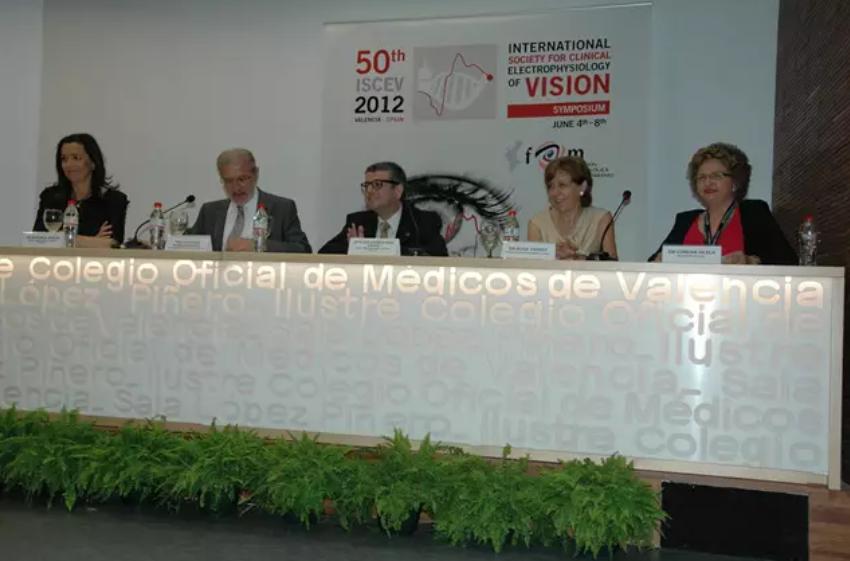 250 científicos asistirán al Congreso de la Sociedad de Electrofisiología Clínica de la visión en Valencia