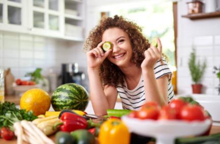 Una buena alimentación para una buena visión