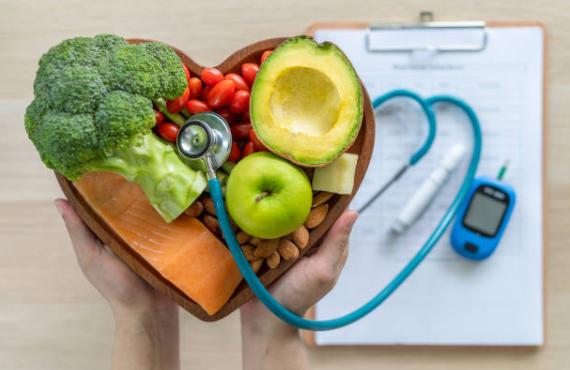 Alimentos que favorecen al control de la diabetes