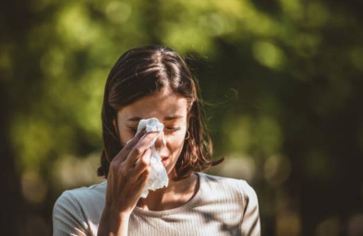 Aumentan los casos de conjuntivitis alérgica