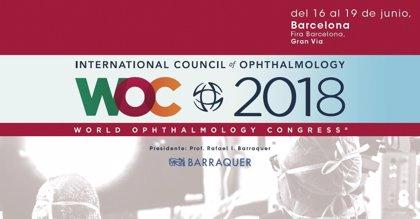 Barcelona será la sede del Congreso Mundial de Oftalmología 2018
