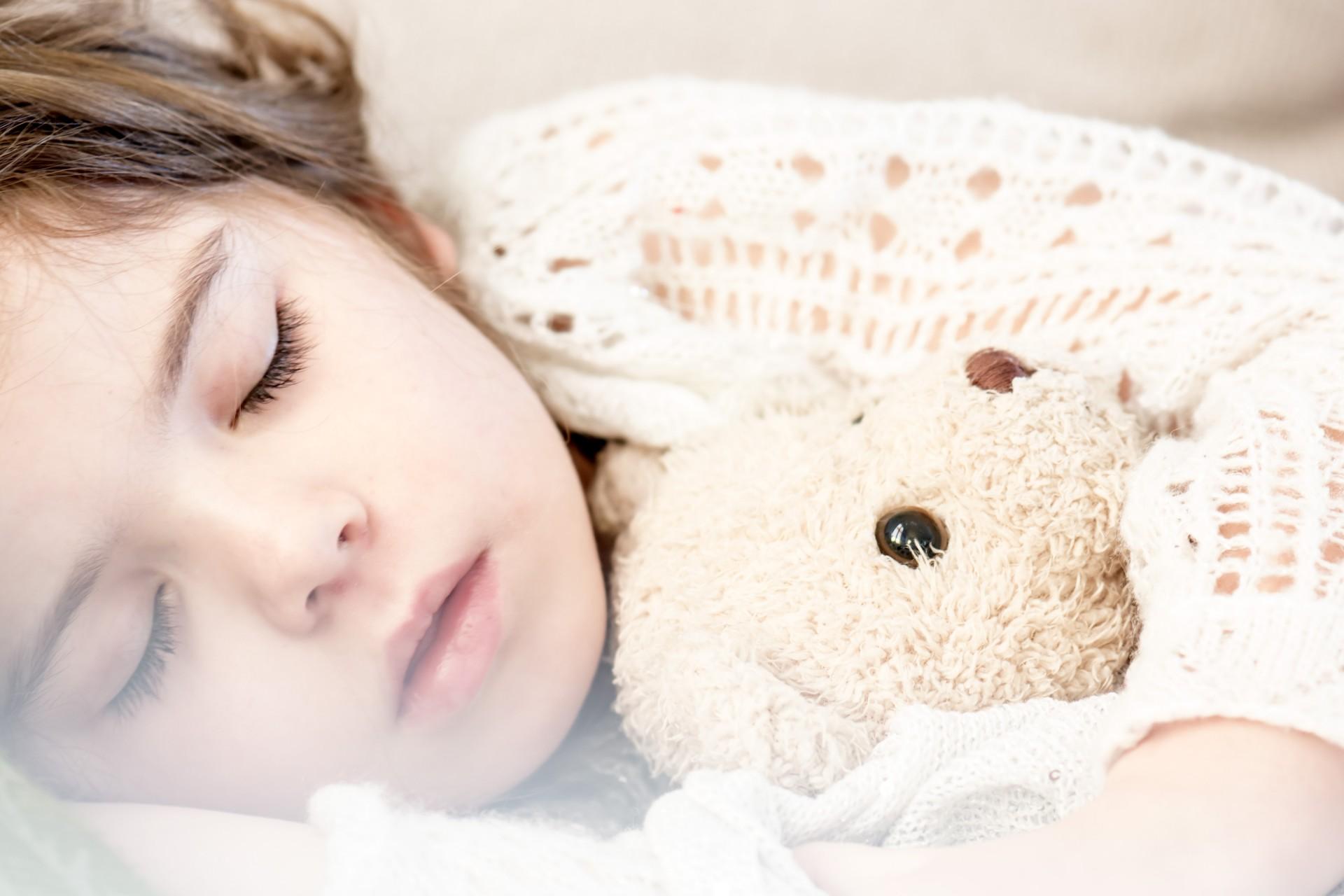 Causas de insomnio en nuestros pequeños
