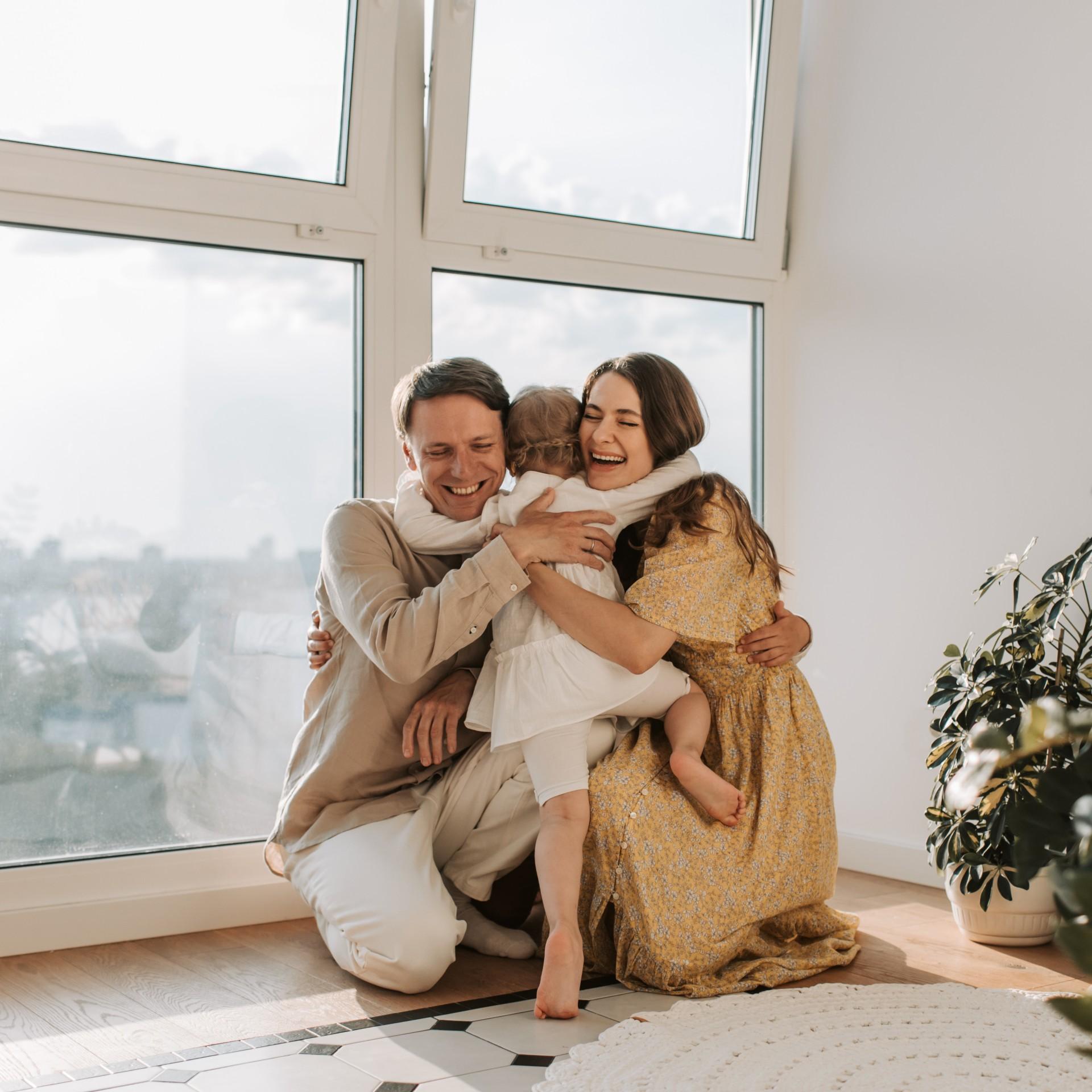 La familia y el hogar son la clave del bienestar para más del 80% de los españoles