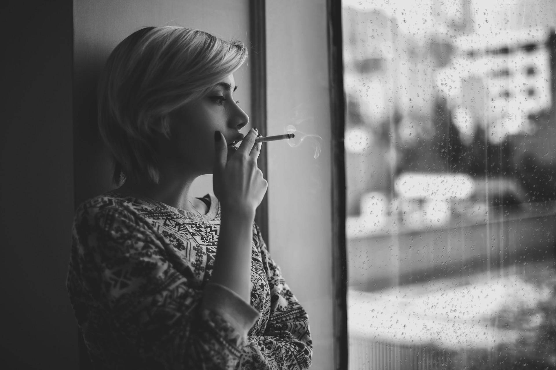 Los hijos de madres fumadoras son más propensos a consumir antidepresivos y estimulantes